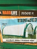 30ft L x 20ft W x 12ft H Heavy Duty Storage Shelter New Unissued