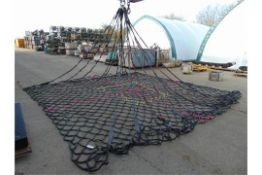 New & Unused 5600Kg Helicopter Cargo Net