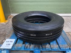 315 / 80 R 22.5 Bridgestone R249 ECOPIA Tyre Unused