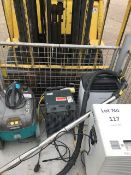 1 x pallet Dehumidifiers, Heater, Carpet Cleaner Etc