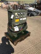 15 KVA Motor Generator