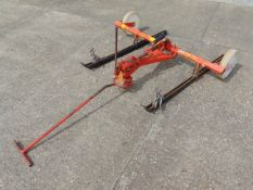 Proteus 1500kg Hydraulic Manhole Cover Lifter