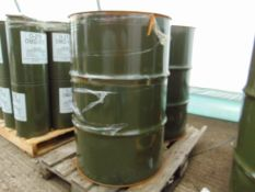 2 x Unused 200L Drums of OM-33 High Quality Mineral Based Hydraulic Oil