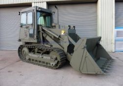 NATO RESERVE Case MC1155E Crawler Tracked Loader ONLY 877 HOURS!