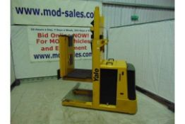 Yale MO10E AC Self Propelled Electric Pallet Truck ONLY 108 HOURS!