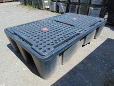 Container Spill Pallet