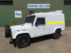 Land Rover Snatch 2A 300TDi 20,000 kms only ! PSNI Spec.