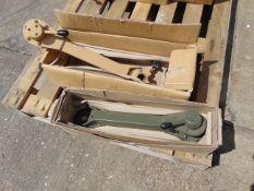 2 x Unissued GPMG Gun Swing Arm Assys