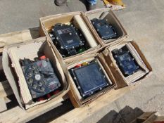 QTY 5 x AFV Generator and control Panels unissued