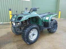 Yamaha Grizzly 350 4 x 4 Quad 2103 miles only !