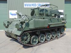 Ex Reserve FV 439 PTARMIGAN Full Tracked Radio Relay 123 miles only equiped with electonics Etc.