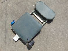 Unissued AFV Drivers Seat Assy NOS