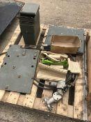 Ferret AFV Spares inc oil pump, brake cables Etc