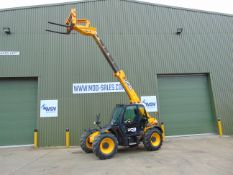 2016 JCB 531-70 Telehandler complete with fork attachments ONLY 818 HOURS!
