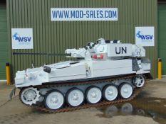 Diesel CVRT (Combat Vehicle Reconnaissance Tracked) Scimitar Light Tank 947 miles only