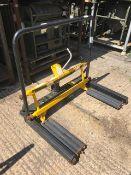 Wheel Force 500 Kgs Commercial Vehicle Wheel/Tyre Lift