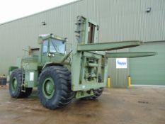 Caterpillar 988B/DV43 50,000lb Rough Terrain Container Handler Forklift/Wheel Loader ONLY 714 HOURS!
