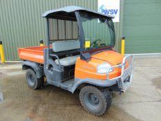 2006 Kubota RTV900 4WD Utility ATV