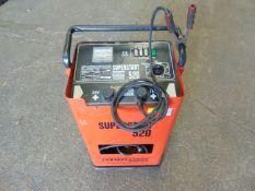 Sealey SUPERSTART 520 Professional Battery Starter/Charger 12/24v