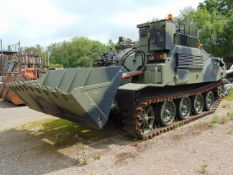 Very Rare Ex Reserve Combat Engineer Tractor (CET) ONLY 7 MILES! with amphibious capability