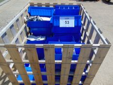 45 x Dexion Maxi 1845 Storage Bins