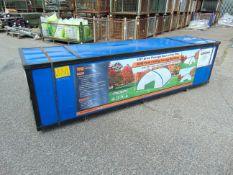 Heavy Duty Storage Shelter 30'W x 40'L x 12' H