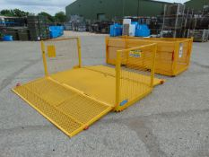 2 x Drop Side Cage Pallet / Stillages