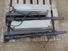 2 x CCTV Cameras C/W Siemens Housing Cases