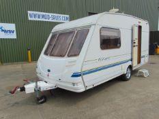 Swift Sterling Europa 460 Luxury 2 Berth Caravan ***NO VAT***