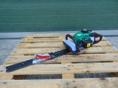 Unissued XYZ442 Petrol Hedge Trimmer, 25.4cc, 900W