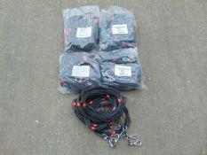 50 x Unissued 8m Shelter Liner Cords