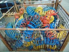 Approx 50 x Suzi Air Brake Coil Hoses