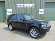 2012 1 Owner From New Range Rover 4.4 TD V8 Westminster Only 58,153 Miles!