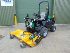 2014 Ransomes HR300 C/W Muthing Outfront Flail Mower 2445 hrs only
