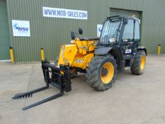 2015 JCB 535-95 Telehandler complete with fork attachments ONLY 1,282 HOURS!