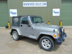 Stunning 2001 Jeep Wrangler 60TH Anniversary 4.0L Great 4X4 Iconic Classic ONLY 17,613 Miles!