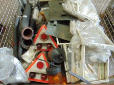 Mixed Stillage including of FV432 Spares, CES etc