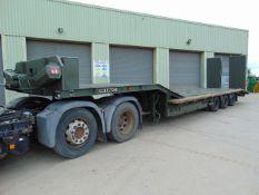 Ex Reserve King GTS38 Tri Axle Stepframe trailer