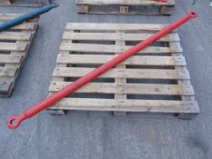 Vehicle Recovery Straight Bar
