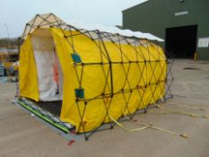 Professional Protection Systems U-6 Rapid Response Decontamination Shower Unit