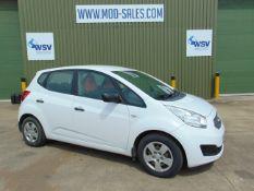2011 Kia Venga EcoDynamics 1.4 CRDi 5 Door Diesel Hatchback Only 52,622 Miles! *NO VAT / NO PREMIUM*