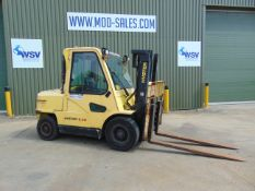 Hyster H5.00XM Forklift only 2,111 Hours!