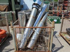 Assorted Flue Ducting Sections