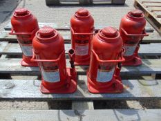 Q 5 Norco 20 Tonne Hydraulic Jacks