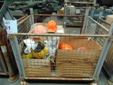 Approx 50 x Unissued Hard Hats and Spares etc