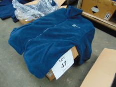 QTY 8 x UNISSUED Fleece Jackets