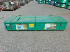 "Container Shelter 20'W x 20'L x 6'6"" H P/No C2020"