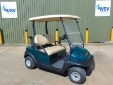 Club Car Precedent Electric Golf Buggy C/W Battery Charger