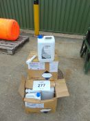 High Quality MOD Cleanol Surface Sanitiser- 12 x 5 litre c/w dispenser