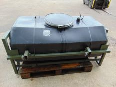 100 Gallon Demountable Water Tank c/w with Frame